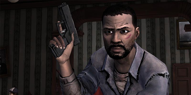 Lee Everett – The Walking Dead Season One