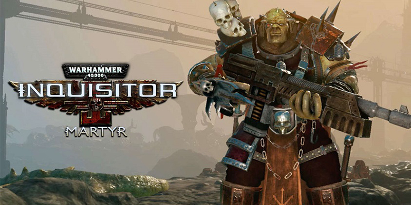 Warhammer 40,000 Inquisitor – Martyr