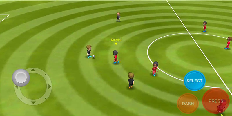 Mobile-Soccer-League
