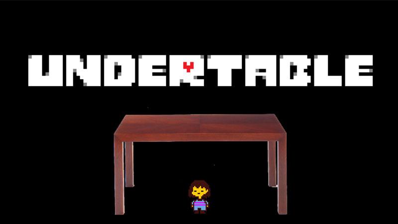Undertable